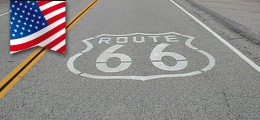 Looking for route 66 | Guided Motorcycle Tour