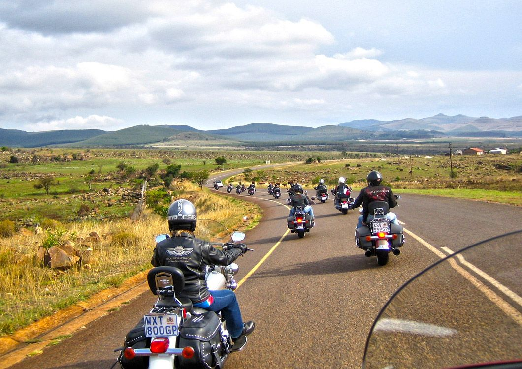 west forever riders on the road big five motorcycle tour