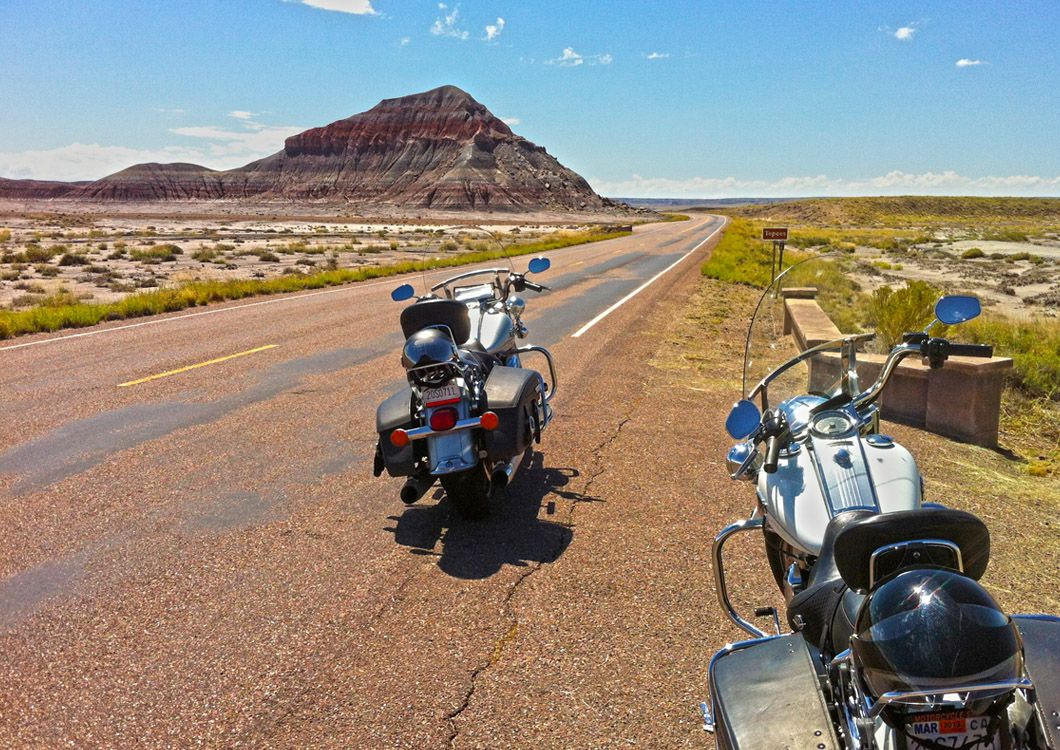 West Forever | Guided Motorcycle Tours in the USA